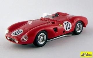 ART274 - FERRARI 625 LM - Le Mans 1956 - Simon / Hill