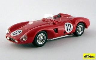 ART276 - FERRARI 625 LM - Le Mans 1956 - Trintignant/Gendebien