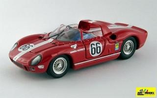 ART287 - FERRARI 365 P - 1000 km di Monza 1965 - Muller/Spychiger
