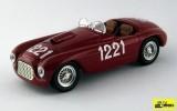 ART290 - FERRARI 195 S BARCHETTA - Coppa della Toscana 1950 - Serafini / Salami