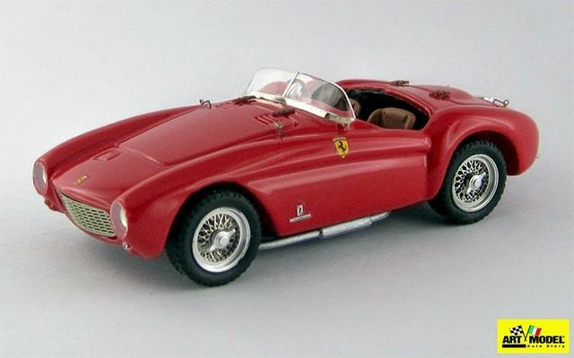 ART297 - FERRARI 500 MONDIAL - 1953 - Prova