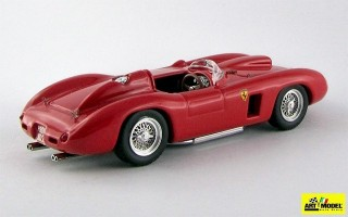 ART299 - FERRARI 290 MM - 1956 - Prova