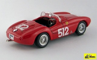 ART300 - FERRARI 500 MONDIAL - Mille Miglia 1954 - Sterzi / Rossi