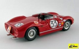 ART301 - FERRARI 275 P - Sebring 1965 - Maglioli / Baghetti