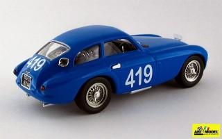 ART303 - FERRARI 166 MM BERLINETTA - Targa Florio 1953 - Musitelli/Musitelli
