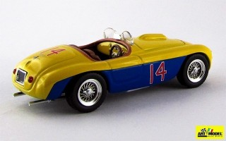 ART305 - FERRARI 166 MM BARCHETTA - Mar del Plata 1950 - Mendit_guy