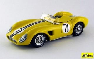 ART318 - FERRARI 500 TRC - Sebring 1958 - De la Mesa/Gonzalez/Gomez/Mena