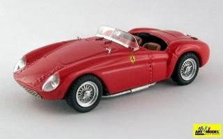 ART320 - FERRARI 500 MONDIAL - 1954 - Prova