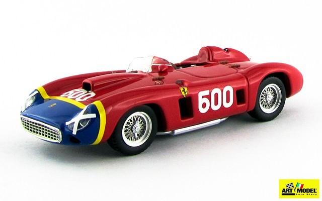 ART339 - FERRARI 290 MM - Mille Miglia 1956 - Fangio