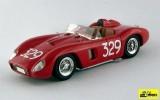 ART342 - FERRARI 500 TR - Giro di Sicilia 1957 - Munaron