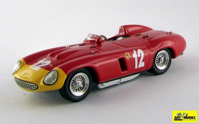 ART343 - FERRARI 857 S - Cuba Grand Prix 1957 - De Portago