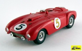 ART349 - FERRARI 375 PLUS - Le Mans 1954 - Manzon / Rosier