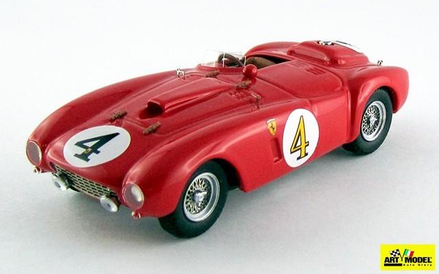 ART352 - FERRARI 375 PLUS - Le Mans 1954 - Gonzalez / Trintignant