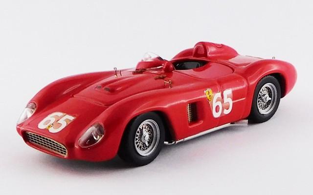 ART050 - FERRARI 500 TR - Monza 1956 - Gendebien / De Portago