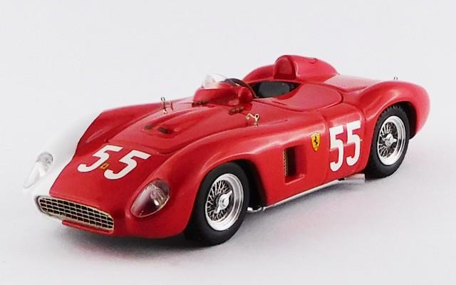 ART083 - FERRARI 500 TR - Monza 1956 - Carini / Bordoni