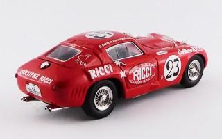 ART103 - FERRARI 375 MM COUPE' - Carrera Messicana 1953 - Ricci / Salviati / Magioli