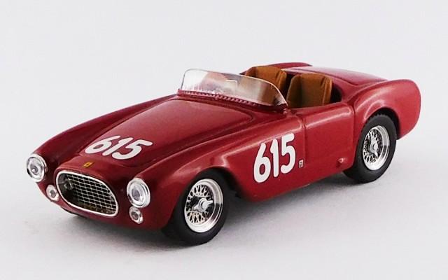 ART104 - FERRARI 225 S - Mille Miglia 1952 - Marzotto / Marini