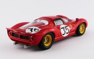 ART106 - FERRARI DINO 206 S - Monza 1966 - Bandini / Scarfiotti