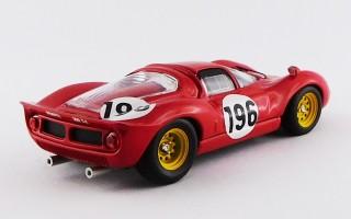 ART111 - FERRARI DINO 206 S - Targa Florio 1966 - Baghetti / Guichet