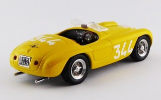 ART117 - FERRARI 166 MM BARCHETTA - Mille Miglia 1951 - Aprile / Ferravazzi