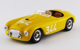 ART117 - FERRARI 166 MM BARCHETTA - Mille Miglia 1951 - Aprile/Ferravazzi