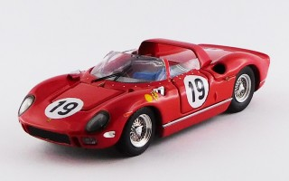 ART166 - FERRARI 330 P - Le Mans 1964 - Surtees / Bandini