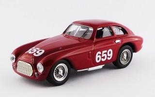 ART219 - FERRARI 166 MM BERLINETTA - Mille Miglia 1950 - Cornacchia / Mariani