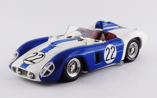 ART226 - FERRARI 500 TR - Le Mans 1956 - Picard/Tappan