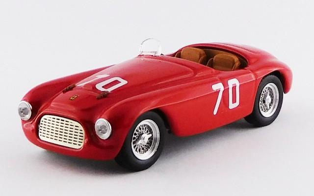 ART238 - FERRARI 166 MM BARCHETTA - Targa Florio 1952 - Giletti