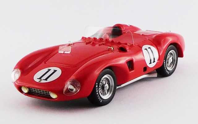 ART275 - FERRARI 625 LM - Le Mans 1956 - De Portago / Hamilton