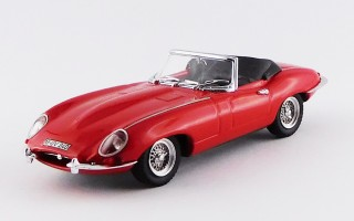 BEST9027/2 R - JAGUAR E TYPE SPYDER -