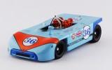 BEST9034 - PORSCHE 908-03 - Targa Florio 1970 - Attwood / Waldegard