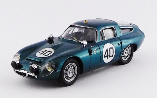 BEST9068 - ALFA ROMEO TZ1 - Le Mans 1964 - Rolland / Mosoero