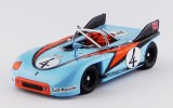 BEST9125 - PORSCHE 908-03 - Targa Florio 1971 - Rodriguez / Muller