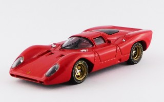 BEST9142 - FERRARI 312 P COUPE' - 1969 - Prova