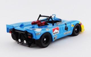 BEST9159 - PORSCHE 908-02 FLUNDER - Le Mans 1973 - Ortega / Merello