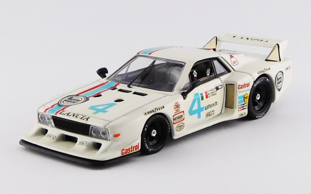 BEST9164 - LANCIA BETA MONTECARLO TURBO - Daytona 1980 - Facetti / Finotto / Ricci