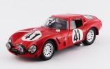 BEST9174 - ALFA ROMEO TZ2 - Le Mans 1965 - Bussinello / Rolland
