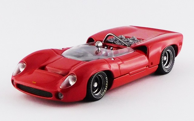 BEST9175 - LOLA T 70 SPYDER - 1965 - Prova
