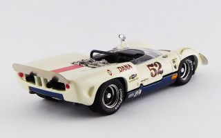 BEST9177 - LOLA T 70 SPYDER - Laguna Seca 1967 - Revson