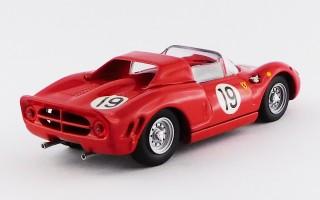 BEST9181 - FERRARI 330 P2 - Le Mans 1965 - Surtees / Scarfiotti