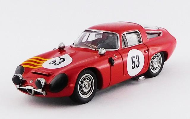 BEST9190 - ALFA ROMEO TZ1 - Sebring 1964 - Stoddard / Kaser