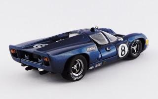 BEST9223 - LOLA T 70 COUPE' - Daytona 1969 - Leslie / Morschenbacher