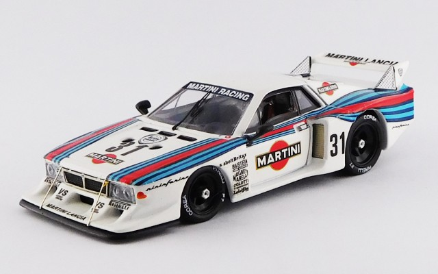 BEST9230 - LANCIA BETA MONTECARLO TURBO - Nurburgring 1981 - De Cesaris / Pescarolo
