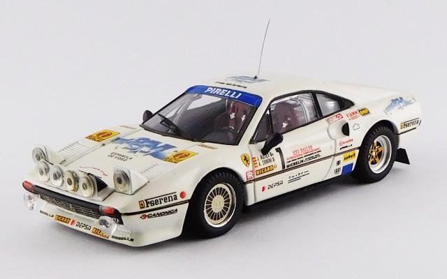 BEST9235 - FERRARI 308 GTB - Vasco Navarro 1984 - Zanini / Autet