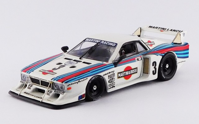 BEST9249 - LANCIA BETA MONTECARLO TURBO - Daytona 1981 - Patrese / Heyer / Pescarolo