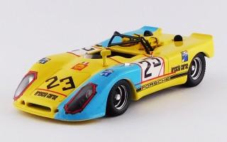 BEST9260 - PORSCHE 908-02 FLUNDER - Monza 1971 - Noris / Sigala