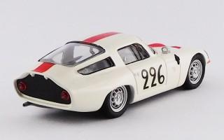BEST9304 - ALFA ROMEO TZ1 - Mont Ventoux 1964 - Ramu / Caccia