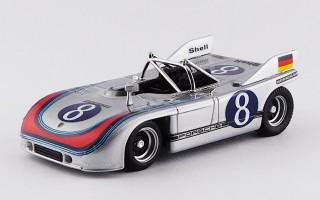 BEST9334 - PORSCHE 908-03 - Targa Florio 1971 - Elford / Larrousse