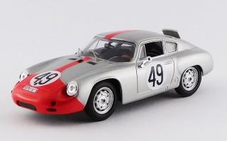 BEST9434 - PORSCHE 356B CARRERA GTL ABARTH - Sebring 1962 - Strle / Hahnl
